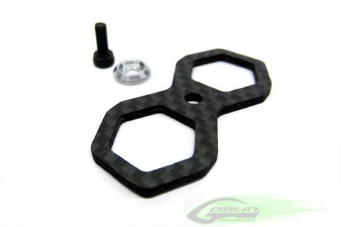 Carbon Fiber Tail Boom Lock - Goblin 630/700/770 [H0038-S]