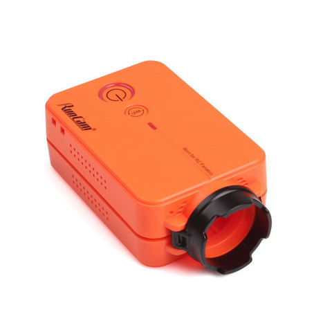 Case for RunCam 2 Orange