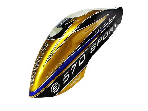 H0971-S - Canopy Goblin 570 Sport Gold/Blue