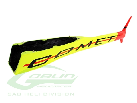 H0919-S - Mini Comet Boom Yellow/Red