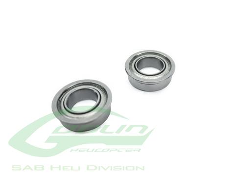HC416-S - ABEC-5 Flanged bearing Ø7x Ø11 x 3(2pcs) - Goblin 500/570/380