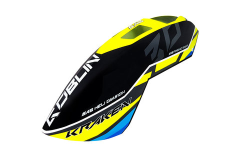 H1137-S - Kraken Canopy Yellow/Blue
