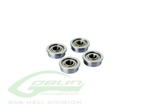 HC485-S - Flanged Bearing 3x8x3mm MF83ZZ