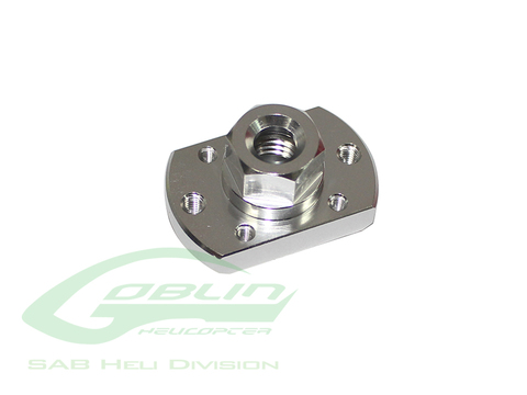 H0672-S - Aluminum Clutch Support - Goblin Black Nitro
