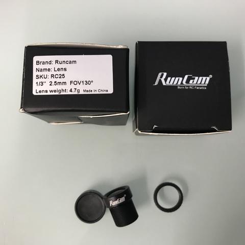 RunCam Lens 2.5mm FOV130°