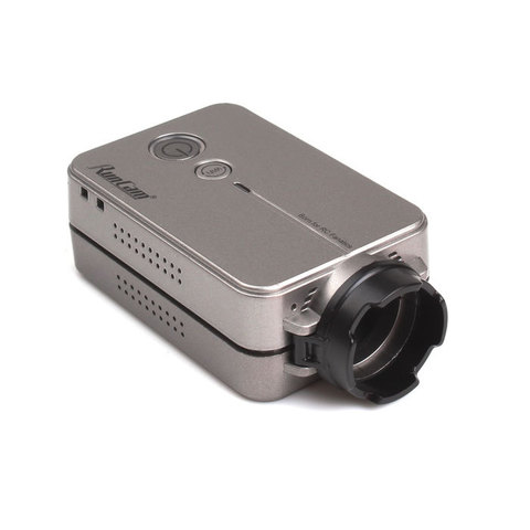Case for RunCam 2 Silver