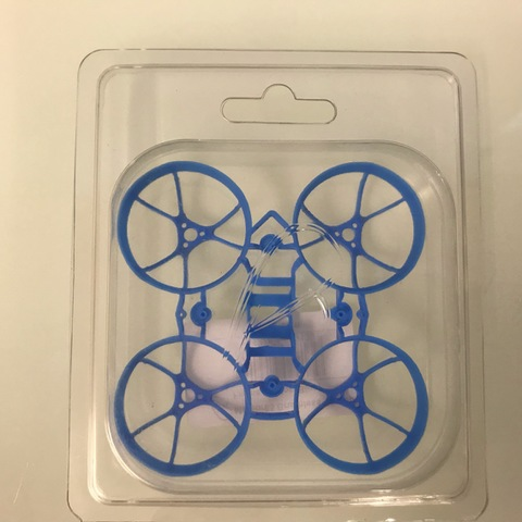 BETA FPV  Meteor65 Micro Brushiless Whoop Frame  Blue
