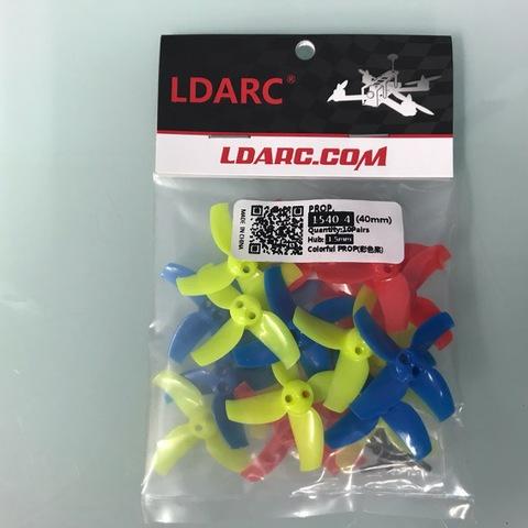 LDARC 1540-4Blades 1.5mm Hole Rainbow Bag