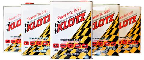 KLOTZ ヘリスペシャル24 4L缶