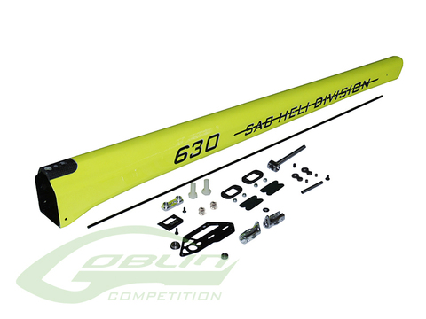 Competition Tail Conversion Kit-Goblin630 Competition CK601