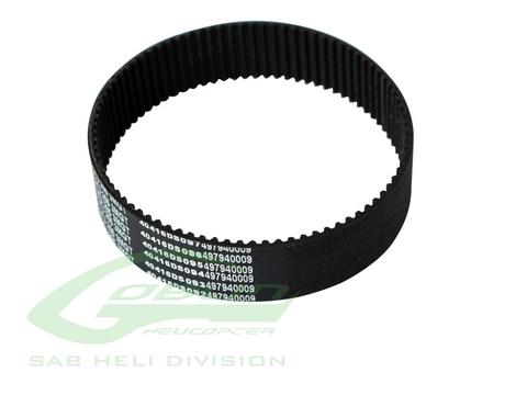 HC482-S - High Performance HTD Motor Belt 255-19 - Goblin Comet