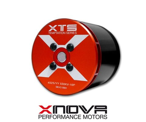 NEW!! Xnova XTS 4525-530kv V2