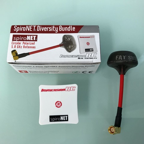 Immersion RC SpiroNET V2 5.8GHz 2Antenna FatSark
