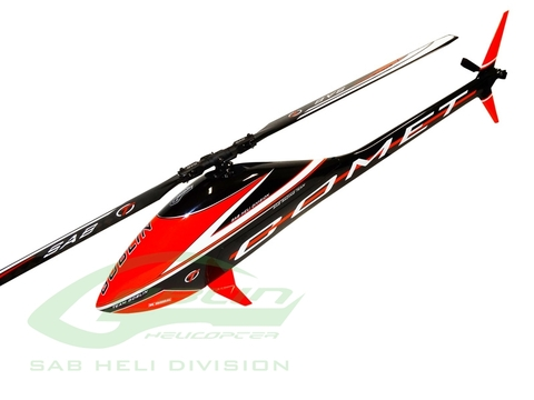 SG723 GOBLIN COMET Black-Red