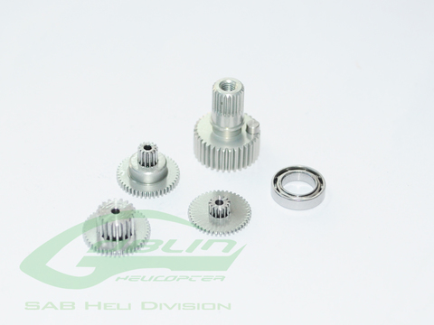 DS-5001HV and DS-7005HV Servo Gear Set