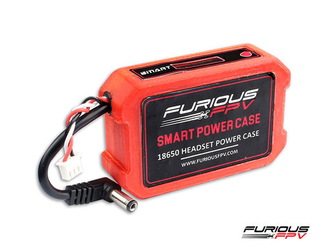 FuriousFPV Smart Power Case