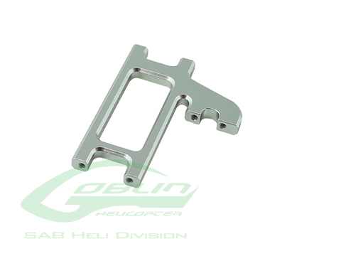 H0495-S - Aluminum Tail Servo Support - Urukay Competition