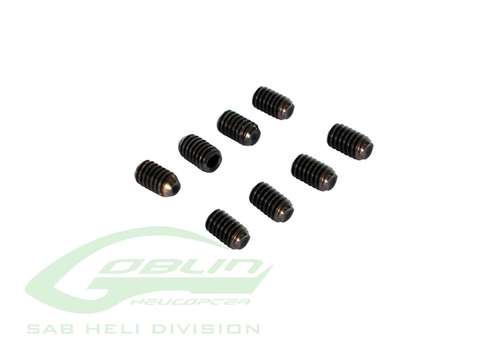 HC499-S - Set Screw M2.5x4
