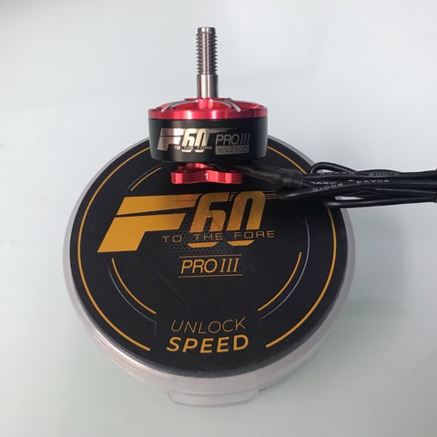 T-Motor F60 PRO III Motor - 2500kv RED Virsion