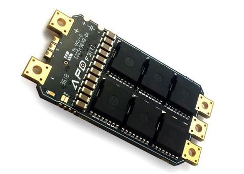 APD - 120F3 - X12S 50V 120A Board