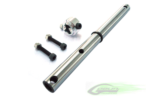 New Main Shaft with M4 Locking Collar - Goblin 630/700 [H0122-S]