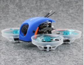SPC Maker Mini Whale 78mm Micro F4 FPV Racing Drone BLUE CLAER