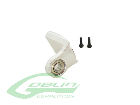 Aluminum 6mm Motor Mount Third Bearing Support - Goblin 630 Competition [H0143-S]
