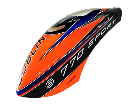 H0977-S - Goblin 770 Sport Canopy Orange