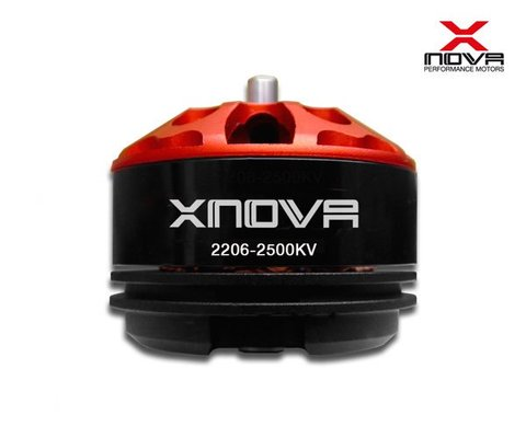 Xnova 2206-2500KV supersonic racing FPV motor 1個