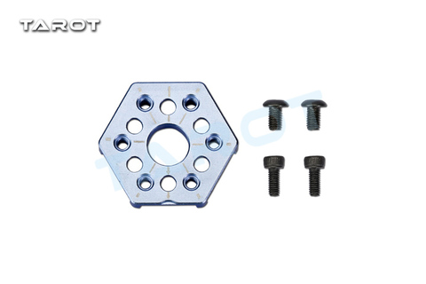 Tarot 7 degree tilt angle of the 2204 motor housing TL400H3