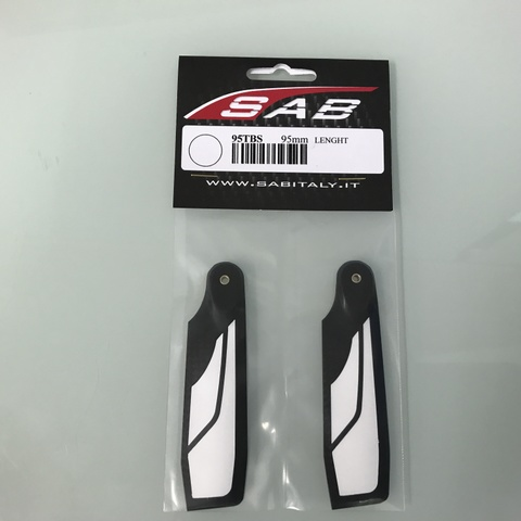 TAIL BLADES 95 WHITE 95TBS