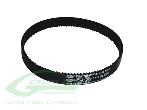 HC472-S - SAB Engine Belt 339-3GT-013 - Goblin Black Nitro