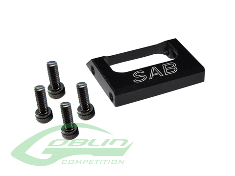 Aluminum Tail Case Spacer - Goblin 630/700 Competition [H0360-S]
