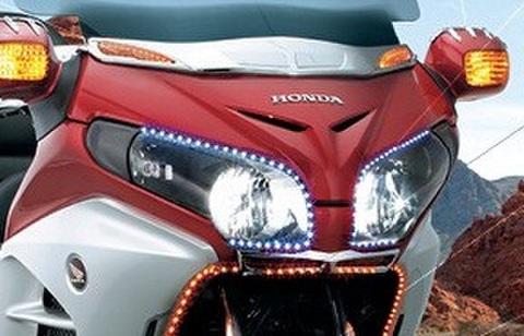 7327 LEDライト クロムグリル