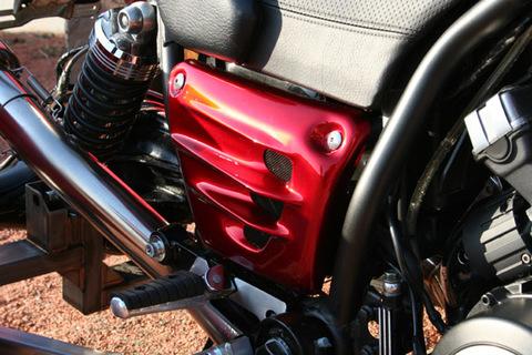 ゴードン製 V-MAX用 サイドカバー