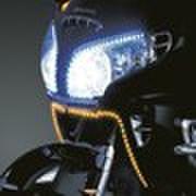 5044 LEDミニ ストリップライト アンバー(左右ペア)