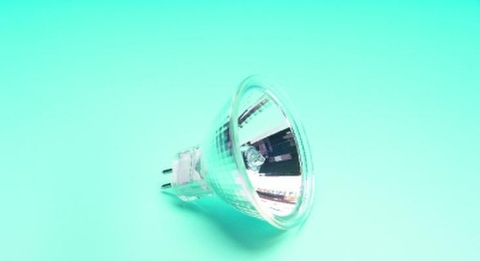 10-1624 REPLACEMENT BULBHalogen Glass 50 W 12V Bi-PinReflector