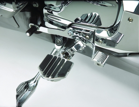 52-726 Chrome Heel-Toe Shifter Kit