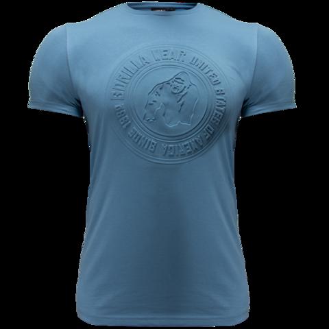 サンルーカス Tシャツ ブルー