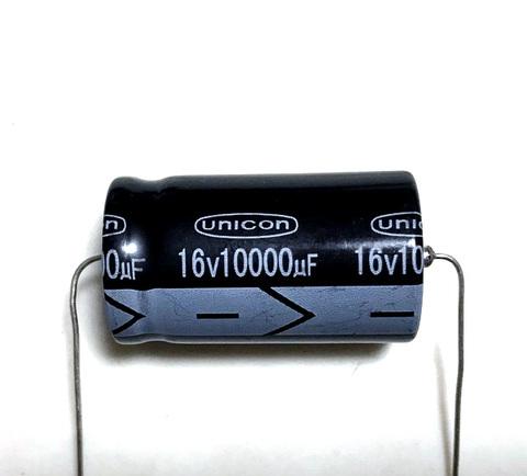 チューブラコンデンサー16V/10000uF(UNICON)