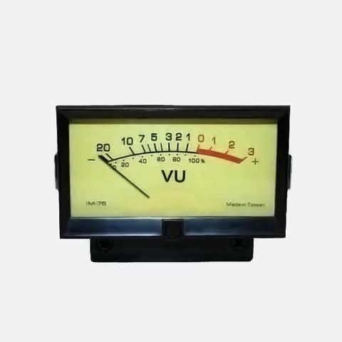 新品・VU計(長方形)台湾製