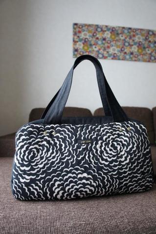 型紙:おでかけバッグ