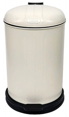 アメリカン雑貨家具 ペダル式ダストボックス ステップビン5色展開【ランク1】新品・未使用品