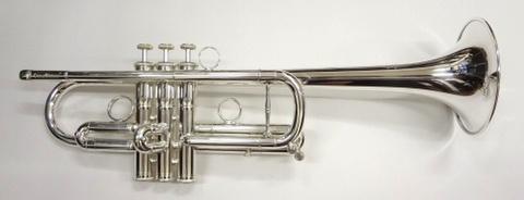ZORROトランペット C管(銀メッキ仕上げ)