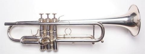 [中古] Kanstul(カンスタル)K-Model KTR-700-2トランペット