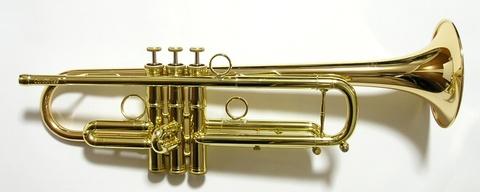[特注] ZORROⅡトランペット(ゴールドブラスベル・ラッカーモデル)