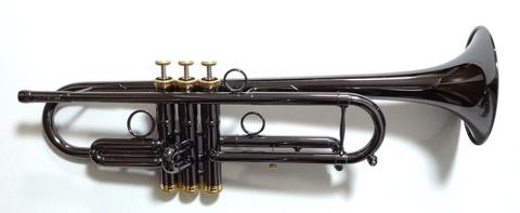 ZORROⅡトランペット(ブラックニッケルモデル)