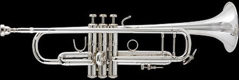 【特価!】V.Bach 180ML37SPトランペット・銀メッキ