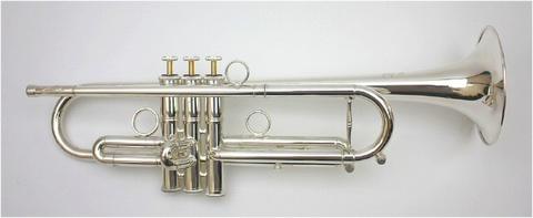 ZORROトランペット C-line(銀メッキモデル) エリック・ミヤシロ氏選定品