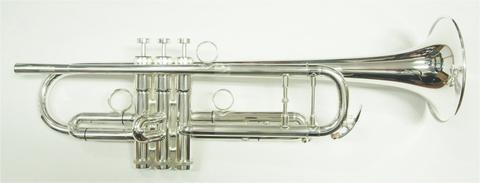 "Brasspire unicorn(ブラスパイア) BPTR-750SS Bbトランペット 銀メッキ ""G.T.スペシャル"""